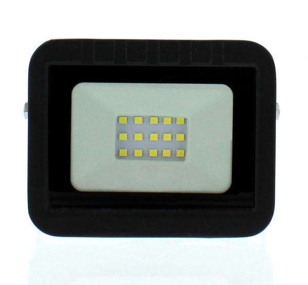 Proiector LED 10W 800lm IP65 4000K negru Well 0