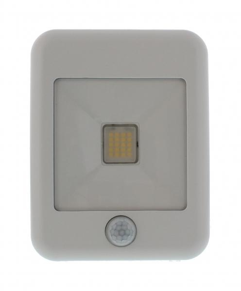 Proiector LED cu senzor 20W 1400lm IP44 4000K alb Well [0]