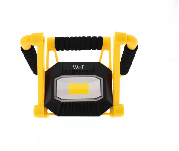 Proiector LED portabil reincarcabil 10W 700lm IP65 Well 0