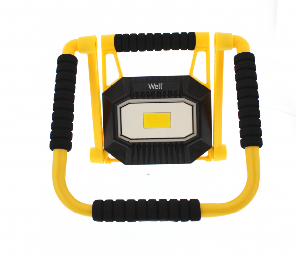 Proiector LED portabil reincarcabil 20W 1400lm IP65 Well 0