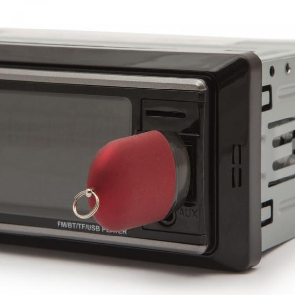 Radio player auto Gorilla - cu USB / SD card / AUX / Bluetooth si telecomanda 1