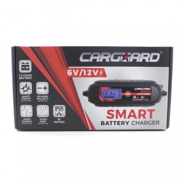 Incarcator redresor baterie auto cu display 6V 12 V 4