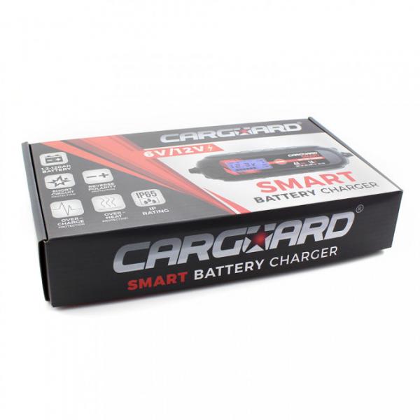 Incarcator redresor baterie auto cu display 6V 12 V 6