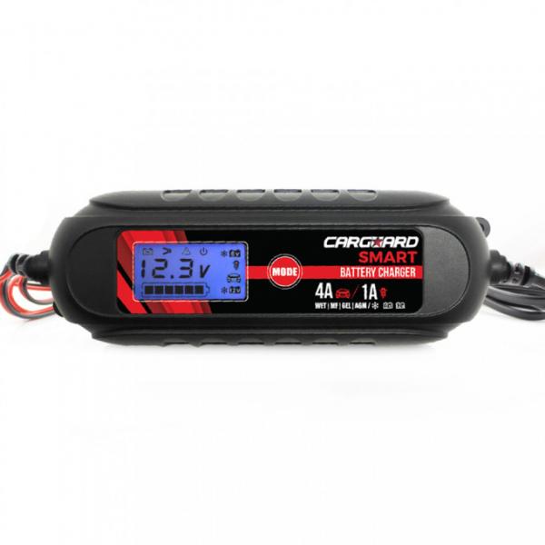 Incarcator redresor baterie auto cu display 6V 12 V 0