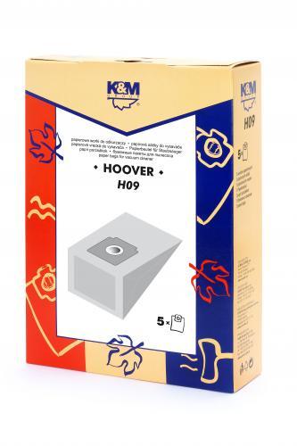 Sac aspirator Hoover Sprint H58, hartie, 5X saci, K&M [0]