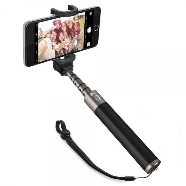 Selfie Stick TaoTronics TT ST001 cu Bluetooth din aluminiu [0]