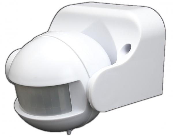 Senzor de miscare infrarosu pe perete Well 0