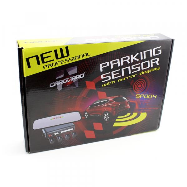 senzori parcare auto cu afisaj oglinda 4