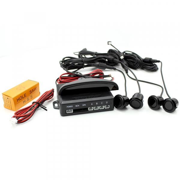 Senzori de parcarecu afisaj LED si semnal acustic 1