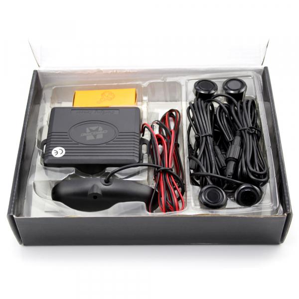 Senzori de parcarecu afisaj LED si semnal acustic 8