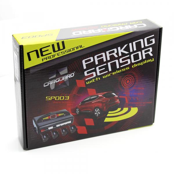 Senzori de parcarecu afisaj LED si semnal acustic 6