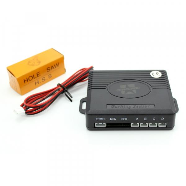 Senzori de parcarecu afisaj LED si semnal acustic 2