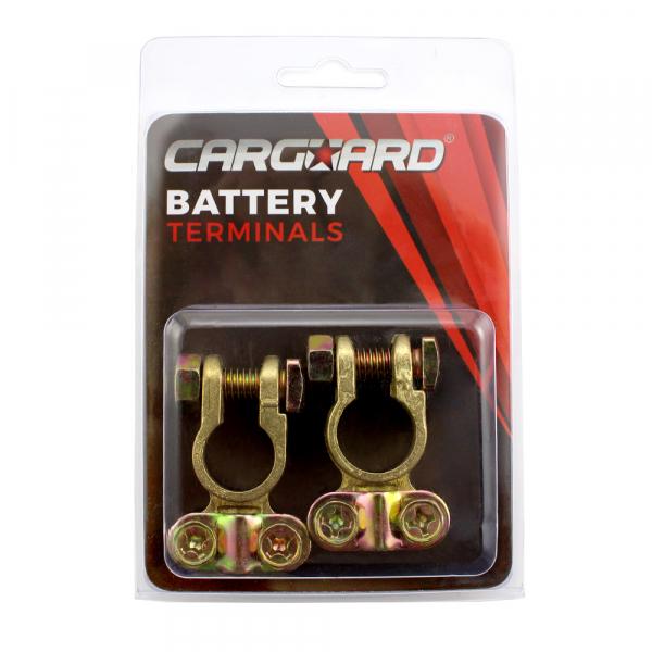 Set Borne Baterii Auto - CUPRU 4