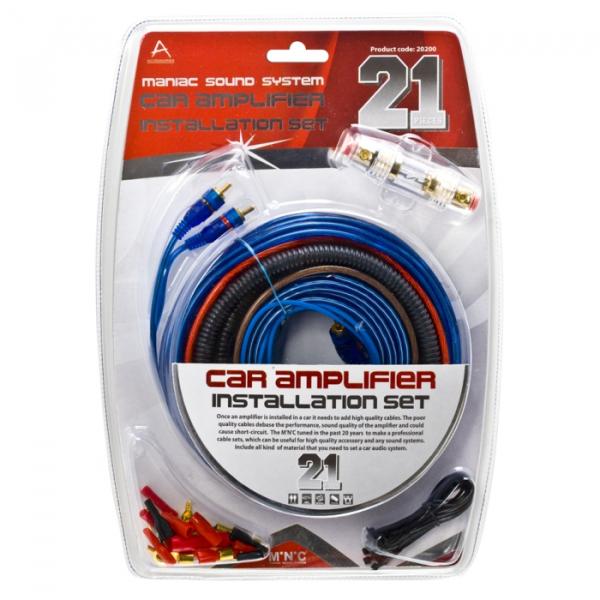 Set cablu auto Hi-Fi21 buc. 0