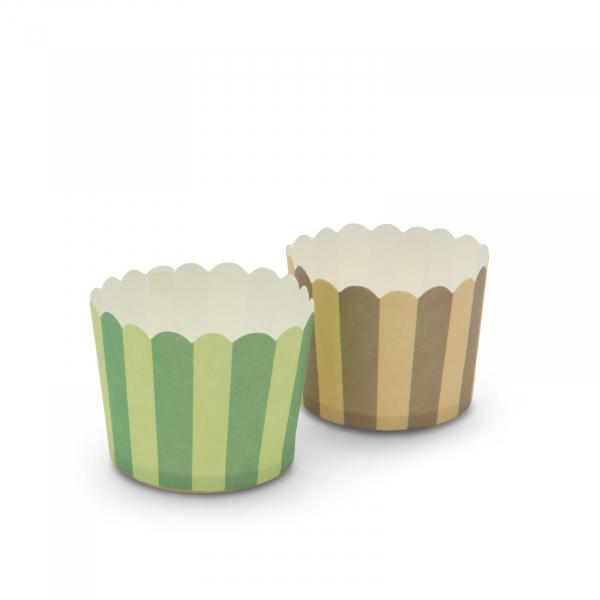 Set gofraje cupe de hârtie pentru briose - muffin 2