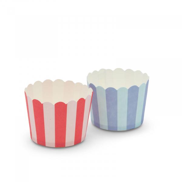 Set gofraje cupe de hârtie pentru briose - muffin 1