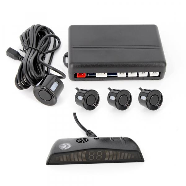 Set senzori de parcare cu afisaj LED+semnal acustic SP002 0