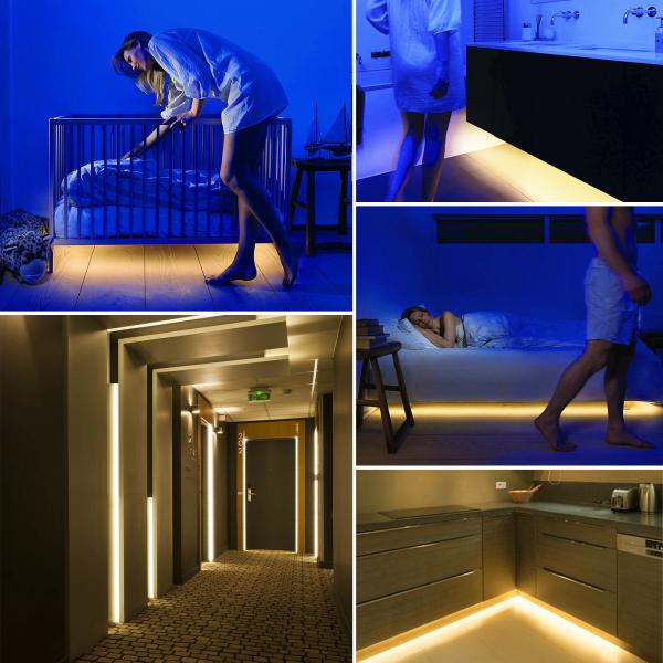 Sir LED cu senzor de miscare [3]