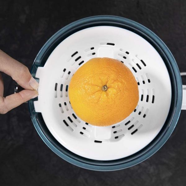 Storcator de citrice Cecotec Zitrus PowerAdjust 600, 600w, Anti picurare, 2 conuri, filtru reglabil [3]