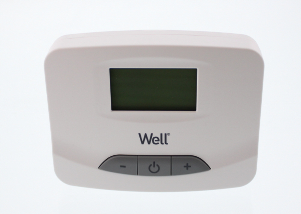 Termostat electronic cu afisaj digital, Well 0