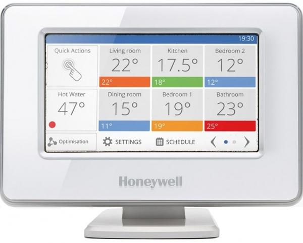 Termostat Smart wireless 12 zone Honeywell 0