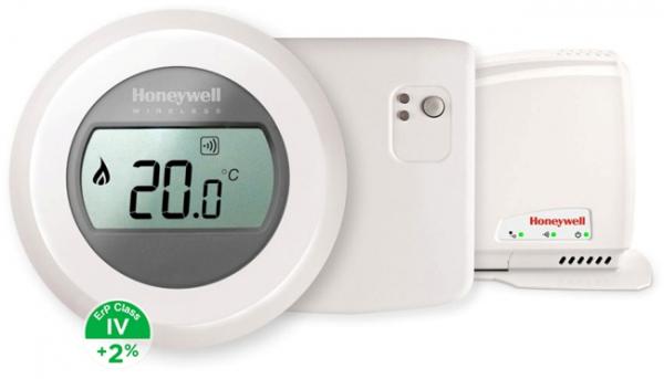 Termostat Smart wireless cu Gateway Honeywell 0