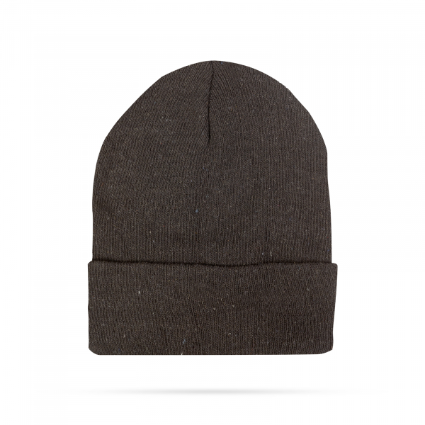 sapcă tricotată de iarnă, caciula, fes - negru [0]