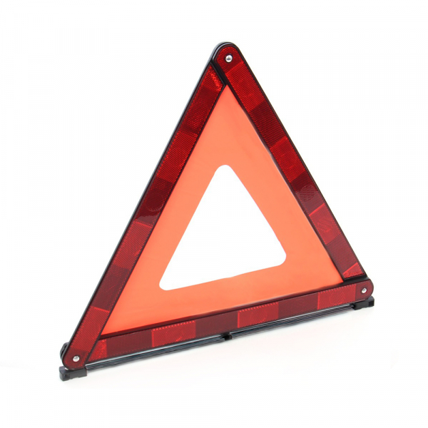 Triunghi reflectorizant pentru situati de urgenta auto in trafic [1]