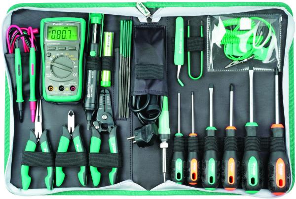 Trusa profesionala electrica cu kit 220 V 0
