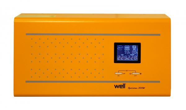 UPS centrale termice Sprinten 300W, Well 0