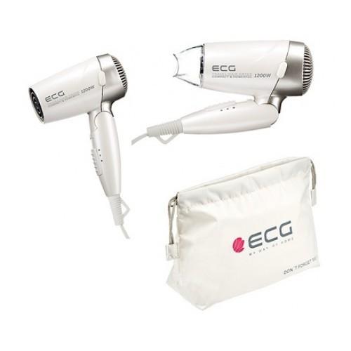 Uscator de par pentru voiaj ECG VV 1200 travel S, 1200 W, elegant [0]