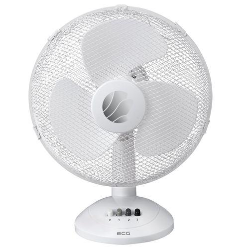 Ventilator de masa, ECG FT 40A, 50W, 40cm, 3 viteze, silentios [0]