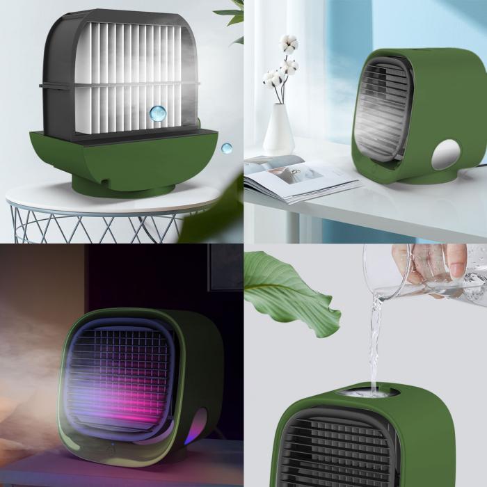 Ventilator portabil de racire aer pe baza de apa [1]