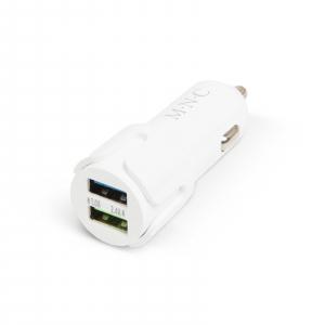 Adaptor bricheta 2 x USB – Alb0