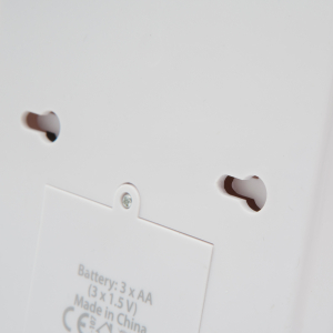Alarma cu senzor de miscare cu protectie cu cod PIN1
