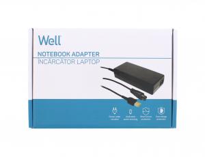 Alimentator pentru laptop Toshiba, 15V 5A 75W, mufa 6.3X3.0 Well [0]