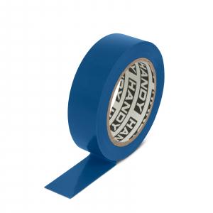 Banda izolatoare- 19 mm x 10 m - Albastru, 10 bucati set [0]