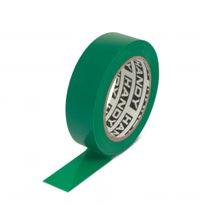 Banda izolatoare- 19 mm x 10 m - Verde0