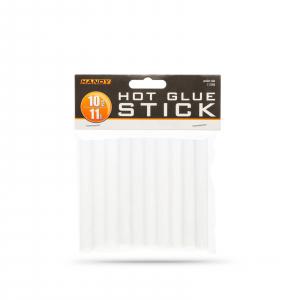 Baton silicon termoadeziv - 11 mm - transparent1