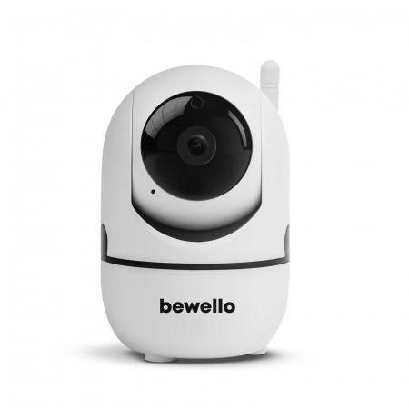 Cameră de supraveghere copii / bebelusi Smart - WiFi - 1080p - rotire 360° - pentru interior [0]