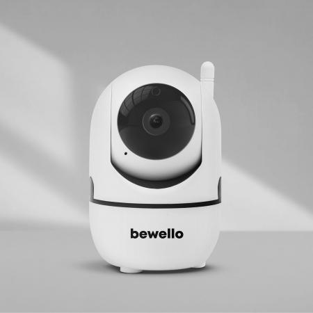 Cameră de supraveghere copii / bebelusi Smart - WiFi - 1080p - rotire 360° - pentru interior [2]