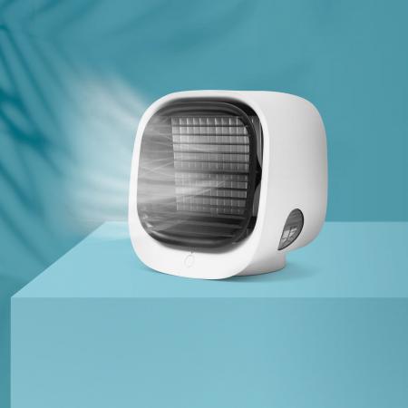 Ventilator portabil racire cu apa aer in camera [1]