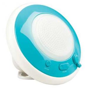 Boxa Bluetooth impermeabila, albastra [4]