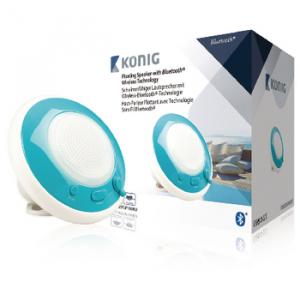 Boxa Bluetooth impermeabila, albastra [1]