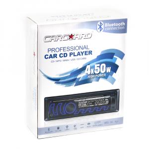 CD MP3 player auto cu BLUETOOTH, butoane in 7 culori diferite, FM, USB card SD, AUX IN [10]