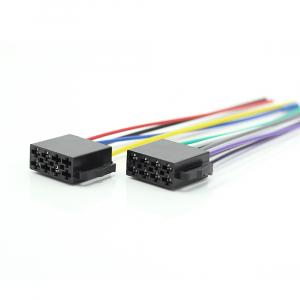 CD MP3 player auto cu BLUETOOTH, butoane in 7 culori diferite, FM, USB card SD, AUX IN [8]