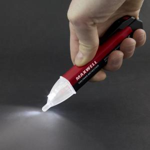 Detector de tensiune fara contact direct – cu lumina LED3