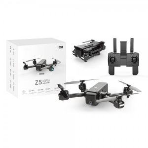 Drona SJRC Z5 GPS , Active Track, camera 1080p cu transmisie live pe telefon, brate pliabile5