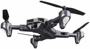 Drona Visuo XS816, Camera 4K cu transmisie pe telefon, Control gesturi, Altitudine automata, Pozitionare optica [2]