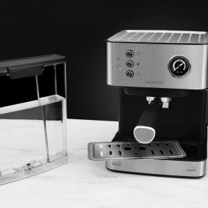 Espressor profesional Cecotec Power Espresso 20 Professionale, 850 W, 20 bar, 1.5 l, indicator luminos2